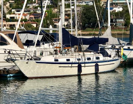 2001 Pacific Seacraft 34