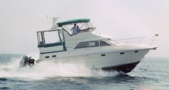 1995 Cruisers 3650 Aft Cabin MY