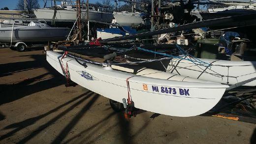 2000 Hobie Cat 16  Catamaran