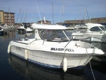 2008 Quicksilver 640 Pilothouse