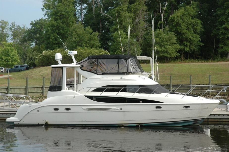 2006 Meridian 459 Motoryacht with Cockpit