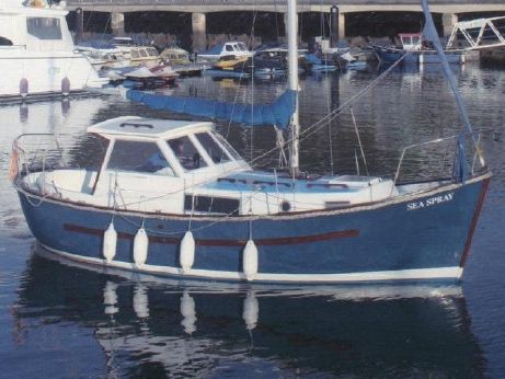 1985 Colvic Watson 29 - long with bilge keel