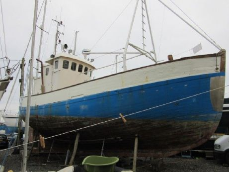 1960 Fishing Boat 13