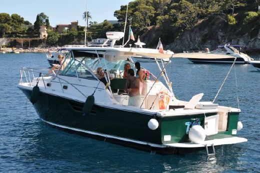 2000 Tiara - Pursuit 3400 Express