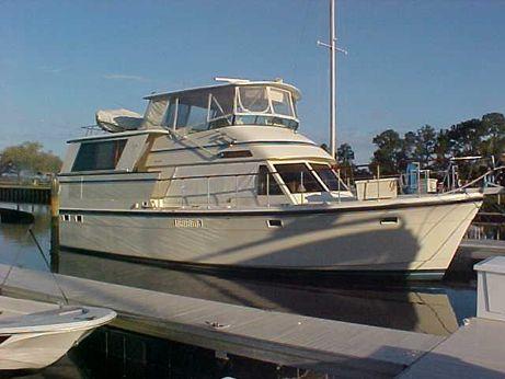 1988 Atlantic Atlantic 47 Motor Yacht