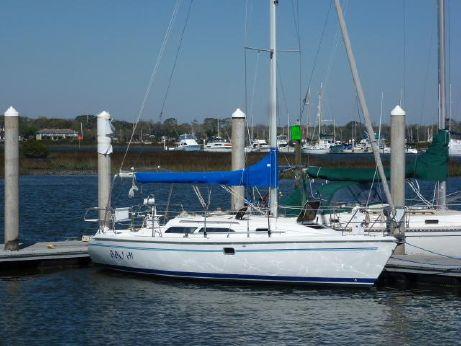 1996 Catalina 28 MkII