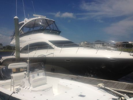 2006 Sea Ray 52 Sedan Bridge Low Hrs.