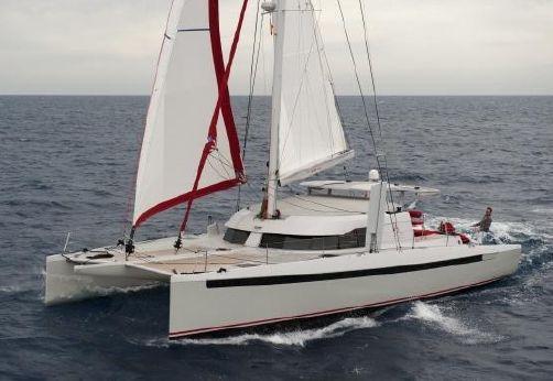 2010 Swiss Catamaran Swiss 55