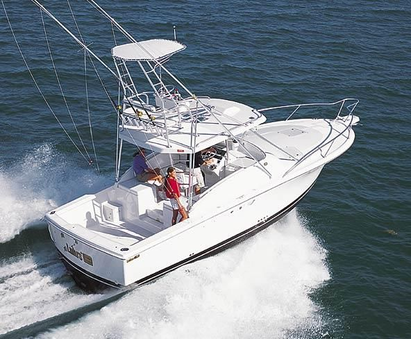 photo of 30' Luhrs 29 Open