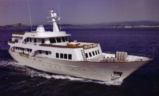 2008 Benetti Sd 110 Old Timer