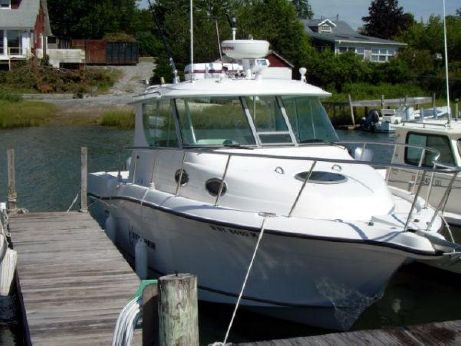 2006 Seaswirl Striper 2901 Walkaround O/B