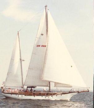 1975 Ny Boat Company 55' Ketch