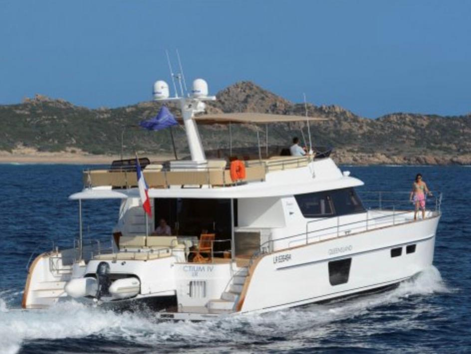 2010 Fountaine Pajot Queensland 55 Power Boat For Sale