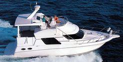 2000 Silverton 392 Side Walk Motor Yacht