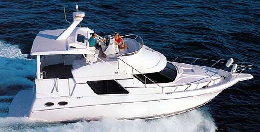 2000 Silverton 392 Motor Yacht