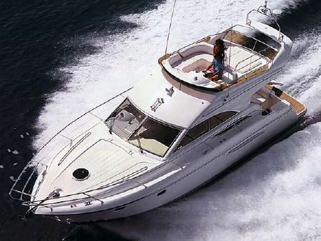1998 Marine Projects Princess 40