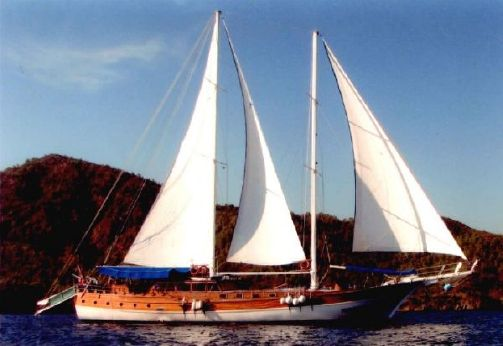 1999 Custom Build Gulet / Ketch