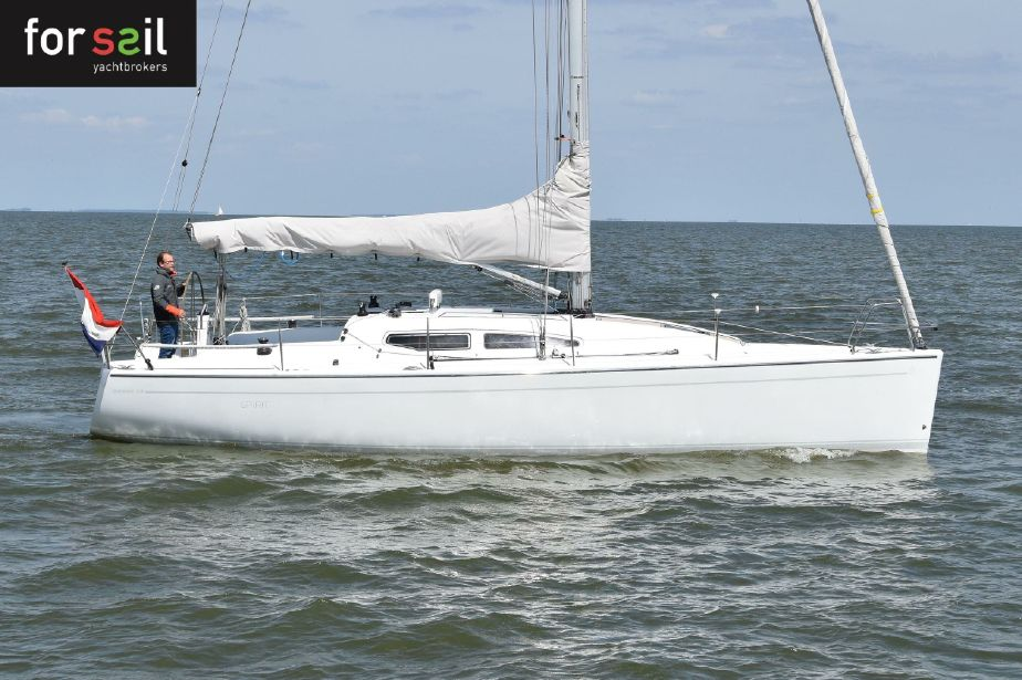 2008 Dehler 34 Sv Sail New And Used Boats For Sale