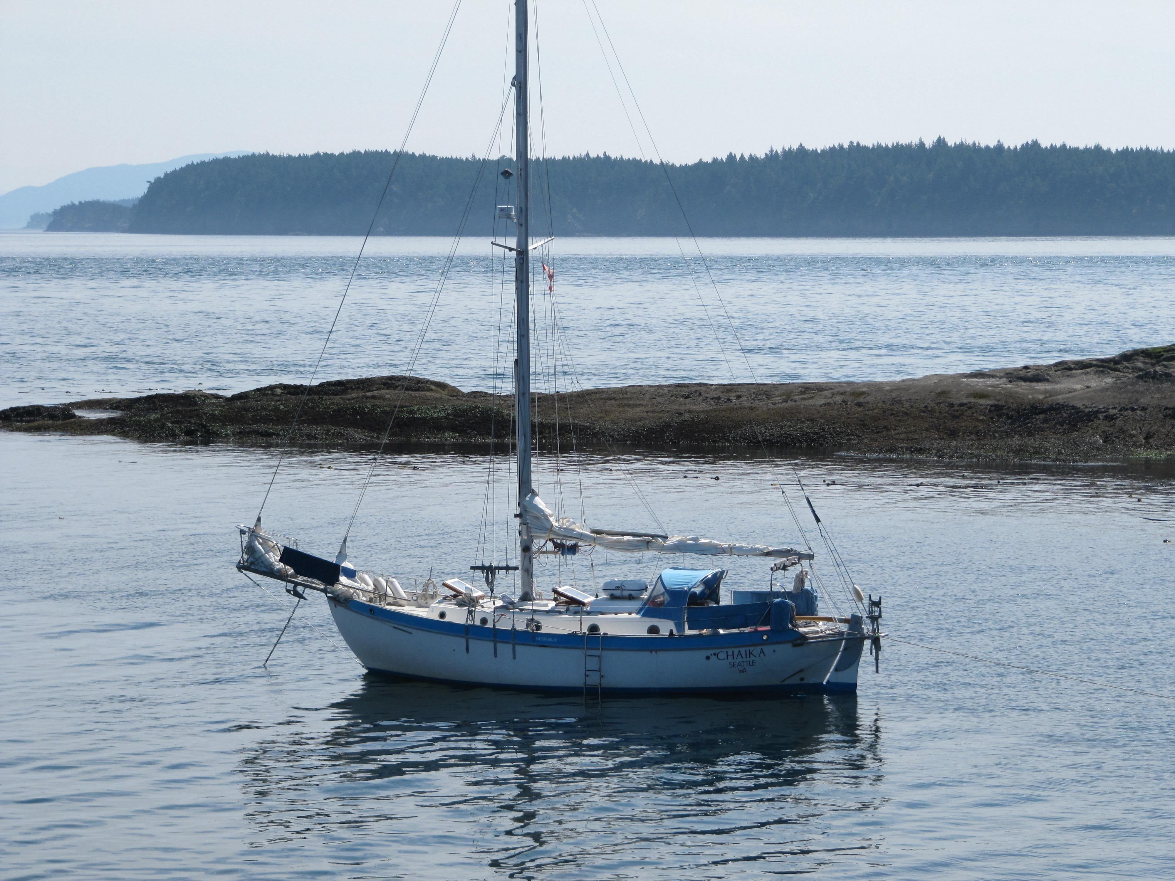 1975 Westsail 32 Sail Boat For Sale Www Yachtworld Com