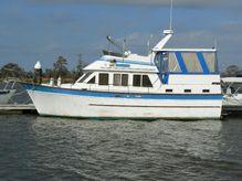 1985 Marine Trader 40 Sundeck