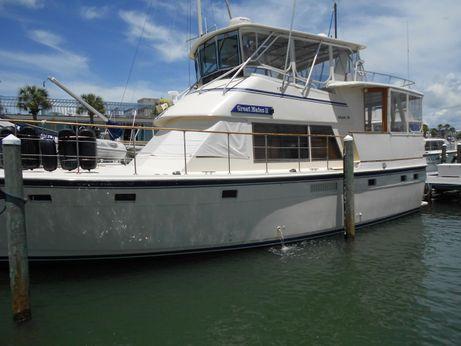 1990 Atlantic Sundeck Motor Yacht