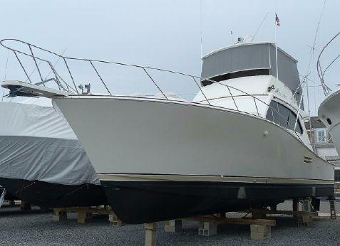 1987 Post Marine 43 Sport Fisherman
