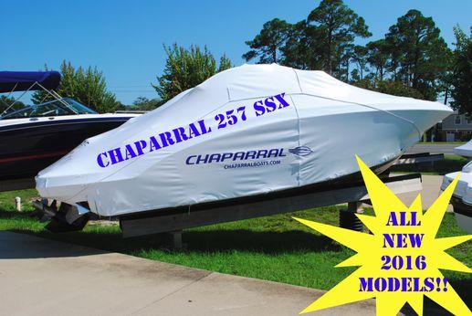 2016 Chaparral 257 SSX