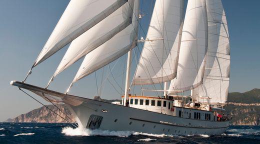 2009 Aegean Builders Schooner