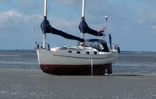 1986 Freedom 35 Cat Ketch