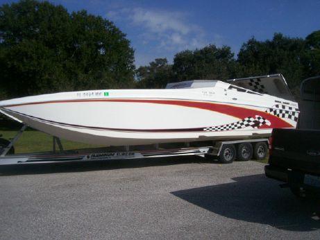1997 Ocean Express 33 Super Sport
