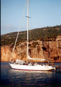1973 Sparkman & Stephens 45 Performance Cutter