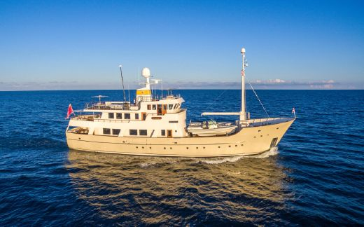 2003 Jfa Expedition Yacht