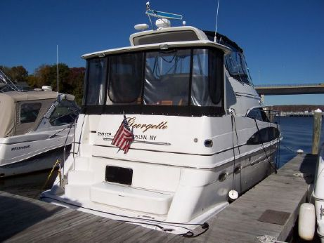 2001 Carver 396 Motoryacht