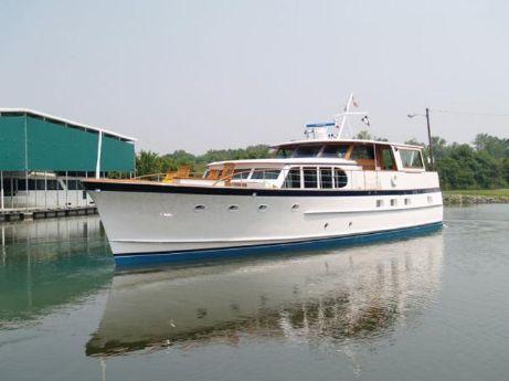 1964 Burger Motor Yacht