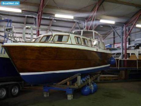 1984 Eigenbau Motoryacht-Yacht Mahagoni Liebhaberstück