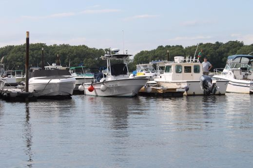 2007 Maritime Skiff 23 Defiant