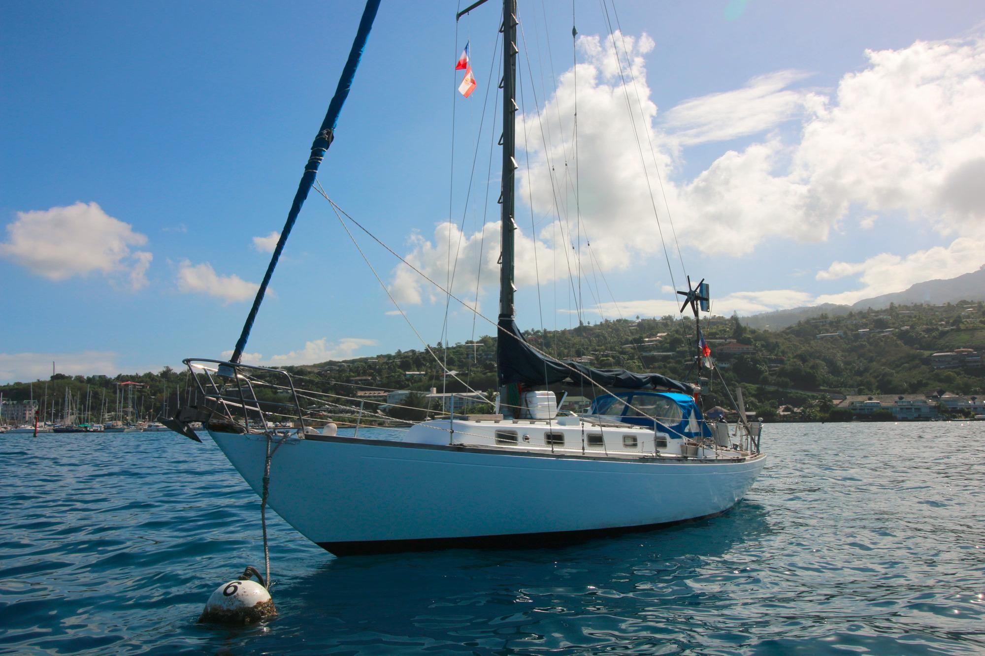 1971 alberg alberg 37 sail boat for sale for Arred alberg