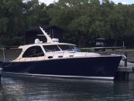 2017 Palm Beach Motor Yachts PB55