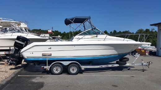 1989 Sea Ray Laguna 23-  CLEAN