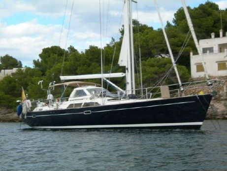 2000 Marine Projects Ltd. Moody 54
