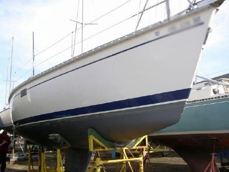 1994 Hunter 35.5 Legend