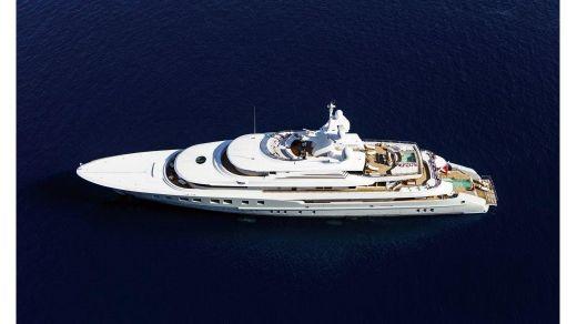 2013 Istanbul Built Mega Yacht