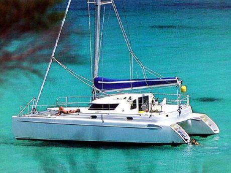 1994 Fountaine Pajot Tobago 35