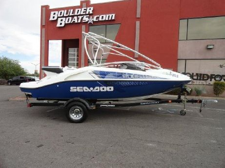 2007 Sea-Doo 200 Speedster® (430 hp)