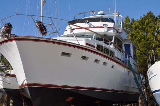 1971 Chris-Craft 58 Roamer