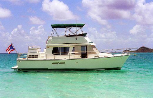 1999 Sabreline 36 Fast Trawler