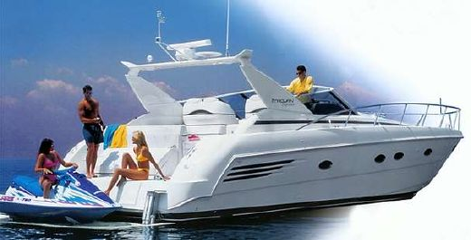 2000 Trojan 400 Express Yacht