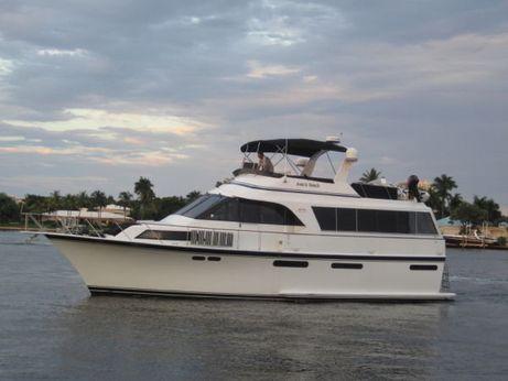 1989 Ocean Motor Yacht
