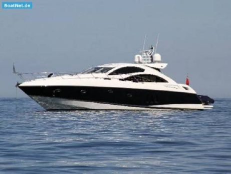 2008 Sunseeker (uk) Sunseeker Predator 62
