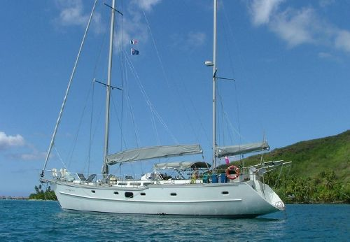 1995 Custom Ketch